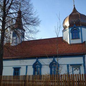 Cerkiew Prawosławna w Wojnowie